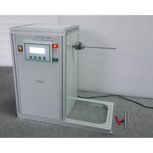 Winding wire bending test machine (Model:SFT S2-1600)