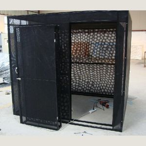 Defense Wind Test Device (Model:SFT S2-1200)