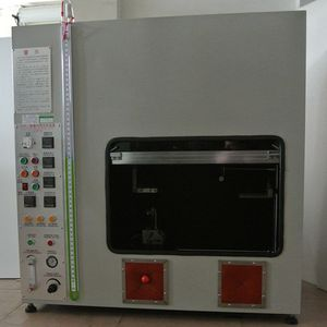 Horizontal Vertical Flame Chamber (500W) (Model:SFT F3-3012)