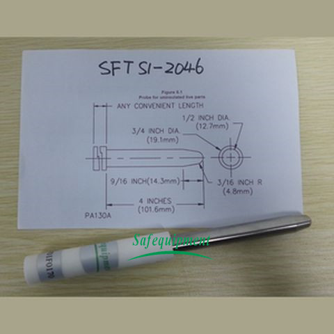 UL  Probe (For uninsulated live) (Model:SFT S1-2046)